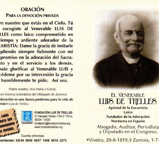 thumbnail of Estampa Luis de Trelles