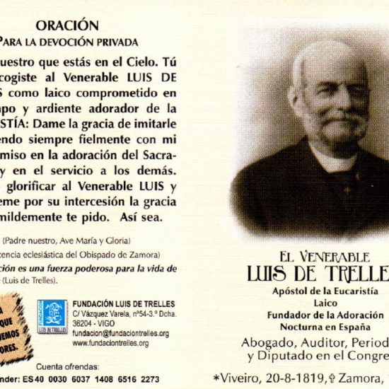 thumbnail of Estampa Luis de Trelles